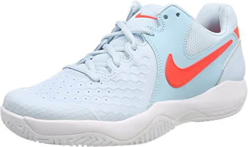 Nike Wmns Air Zoom Resistance, Hausschuhe de Tenis para damen