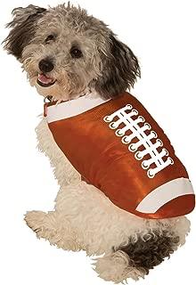 Form Novelties Football Sports Cheerleader Dog Costume (Small)
