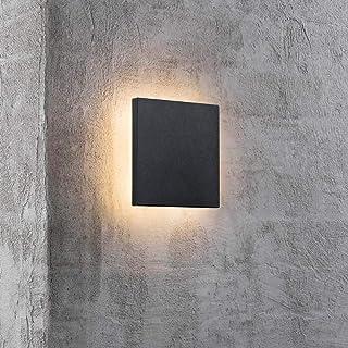 Color Negro Apliques de Exterior Nordlux 21651003