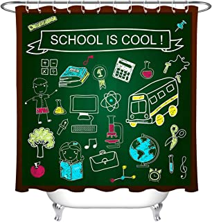 Best school themed curtains Reviews