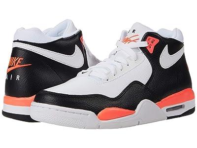 Nike Flight Legacy (Black/White/Flash Crimson) Men