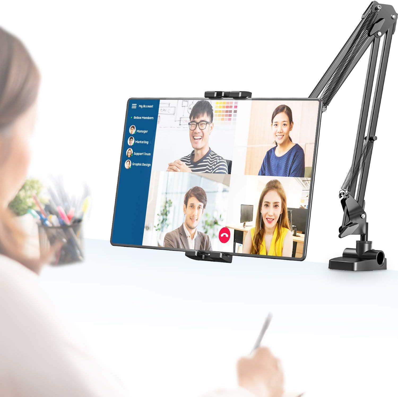 iPad Tablet Stand Holder for Desk Flex Popular popular Aluminum or Bed Max 66% OFF Universal