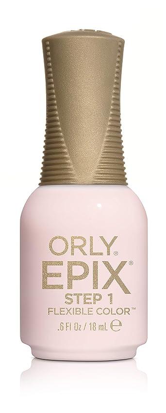 年ヒゲクジラカイウスOrly Epix Flexible Color Lacquer - Close Up - 0.6oz/18ml