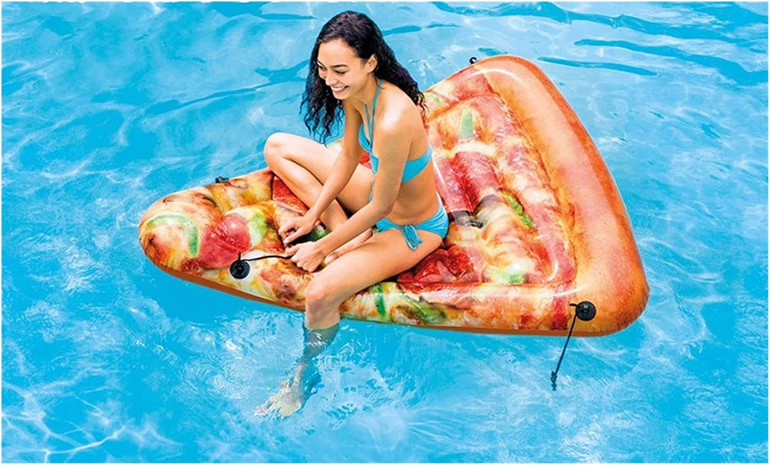 ppqq Nice Floating outlet Mat Summer Pool Giant Max 77% OFF Bed Styles Air Lie-on 6