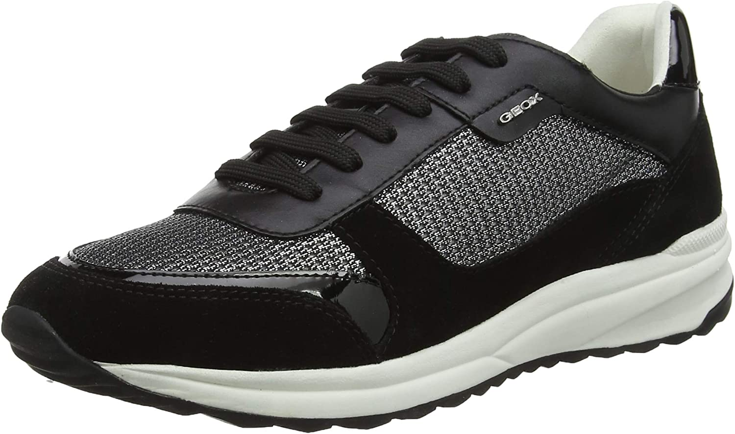 Geox Women's Airell C Sneaker shoes