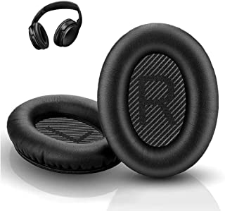 QC35 Headphones Replacement Ear Pads, QC35,QC35ii Replacement Earpads Cushion - Compatible for Quiet Comfort35,QC25,QC35ii...