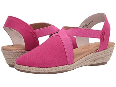 Me Too Nissa (Fuchsia Canvas) Women