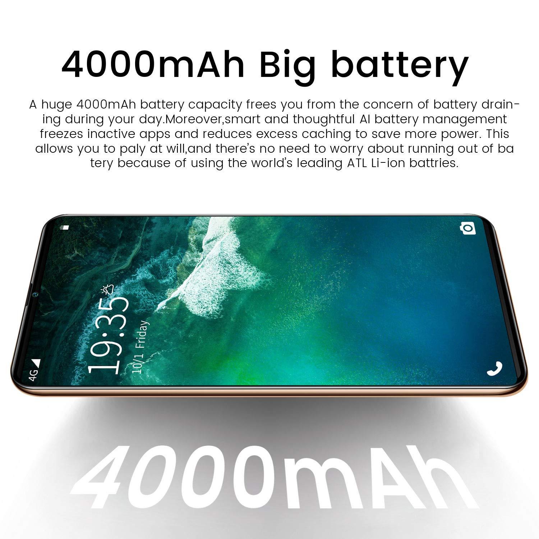 "i11 Pro Smartphone 6.1"" HD 8GB RAM 512GB ROM, 4000mAh, Cámara 16MP+18MP 4G Android 10.0, Dual SIM: Amazon.es: Electrónica"