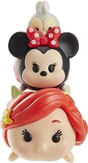Tsum Tsum 3-Pack Figures: Ariel/Minnie/Thumper