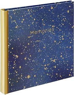 """Hama Album photo vierge livre """"Keepsake"""" (album photo traditionnel format 18 cm x 18 cm, 30 pages blanches, pour 30 photos..."""