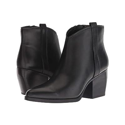 Naturalizer Fairmont (Black Leather) Women