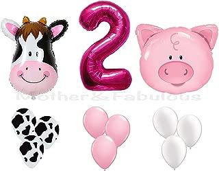 farm girl birthday