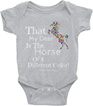 Wizard Of Oz Coach Driver To Dorothy Gale Horse Of A Different Color Quote Infant Bodysuit AndieJ Studio