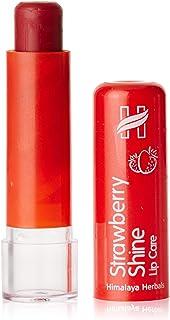 ヒマラヤリップケアストロベリー4.5gm Himalaya strawberry shine lip care リップケア・リップクリーム (सरताज जापान)…