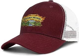Unisex Sierra Nevada-Logo Hat Pretty Trucker Hat Baseball Cap Adjustable Cowboy Hat