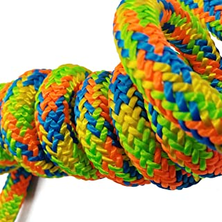 Sponsored Ad - Pelican Rope Tree Viper 24 Strand Arborist Tree Climbing Rope Double-Ply Braid with Polyester Cover and Nyl...