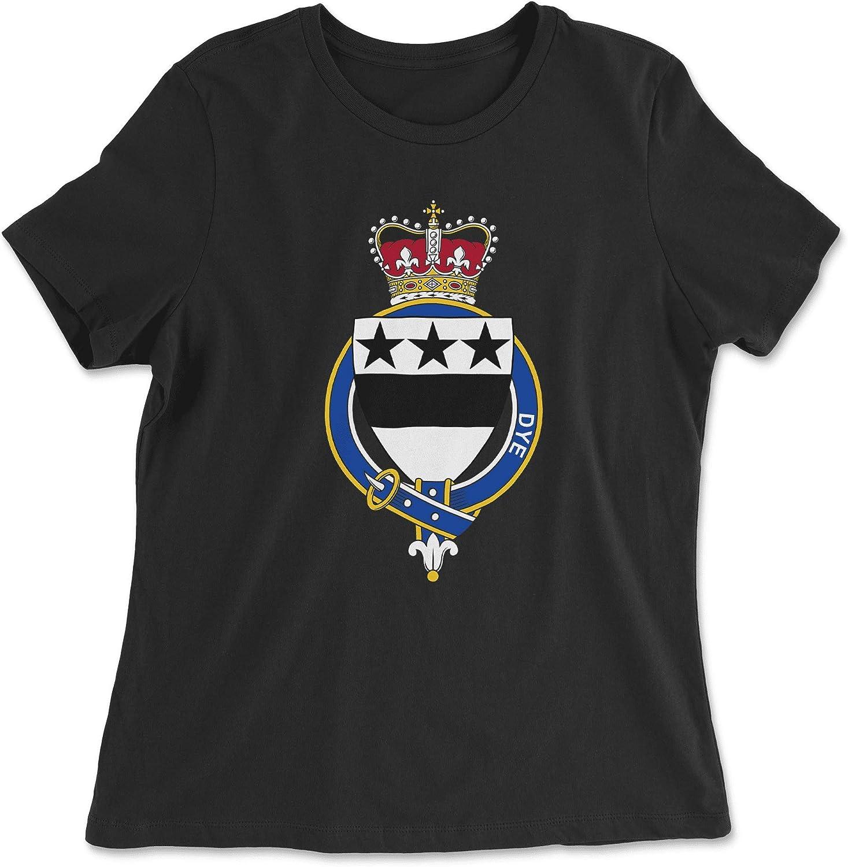 HARD EDGE DESIGN Women's English Garter Family Dye T-Shirt