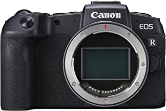 Canon EOS RP Mirrorless Camera Body, Black - 3380C002