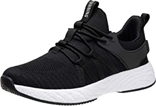 Trainers Mens Womens Running Shoes Sneaker Tennis Gym Athletic Outdoor Sports Shoes Walking Road Jogging Lightweight Non S...