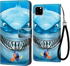 Finding Nemo Wallet Case Compatible for iPhone 11 (2019) 6.1 Inch for Girls
