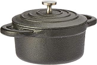Pyrolux Round Casserole Dish Round Casserole Dish, Black, 11884