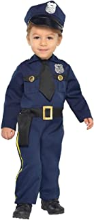 baby boy police costumes