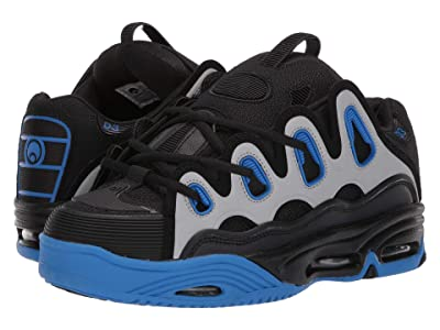 Osiris D3 2001 (Black/Royal/Black) Men