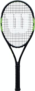 wilson milos 100 tennis racquet