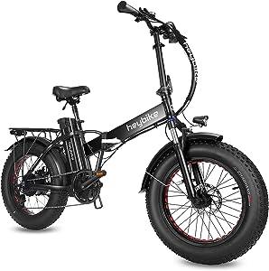 Heybike Mars Electric Bike Foldable
