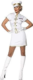 Smiffy's Women's High Sea Captain Dress Costume
