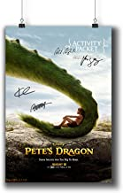 Pete's Dragon (2016) Movie Photo Poster Prints 925-006 Reprint Signed Casts,Wall Art Decor Gift (A4|8x12inch|21x29cm)