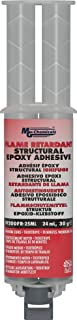 MG Chemicals 9200FR Flame Retardant Structural Epoxy Adhesive, 25mL Dual Dispenser