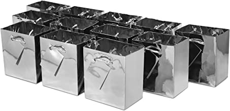 Best small silver gift bags Reviews