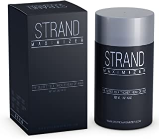 Hair Powder Helps Men And Women With Thin Hair To Conceal Hairloss This Color Powder Is For Medium Brown Hair
