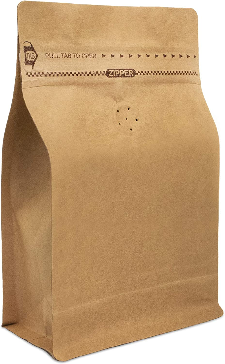 Natural Kraft Ultra-Cheap Deals Coffee Rapid rise Pouches Resealable with valve Bag