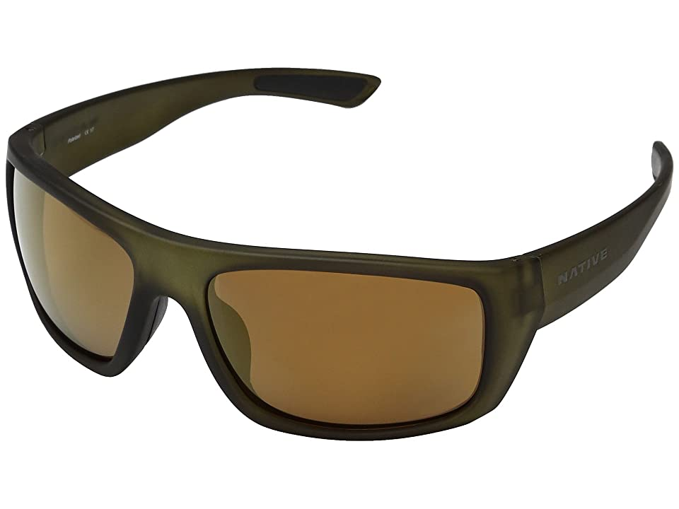 Native Eyewear Distiller (Matte Moss) Sport Sunglasses
