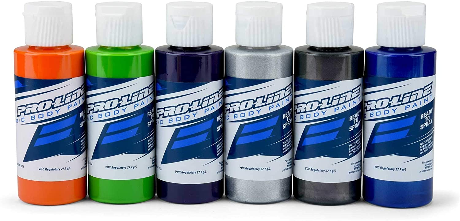 Pro-Line Racing Sale special price RC Max 55% OFF Paint Secondary Colors Purple Green A Orange