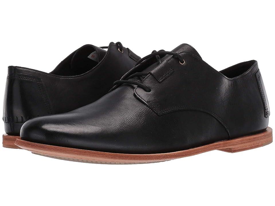 Timberland Boot Company Tauk Point Oxford (Black Full Grain) Men