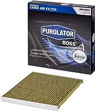 Purolator PBC48162 PurolatorBOSS Premium Cabin Air Filter with Febreze Freshness