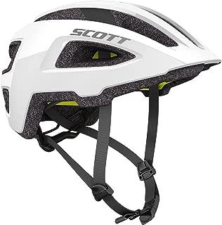 SCOTT Groove Plus Helmet White, S/M