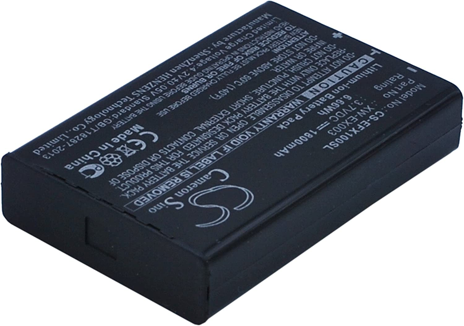 Battery Max 56% OFF Compatible with EXFO FOT-600 OLTS FPM Max 79% OFF FOT-930 FPM-600
