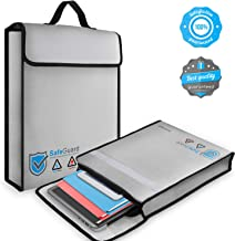 fire safety document holder