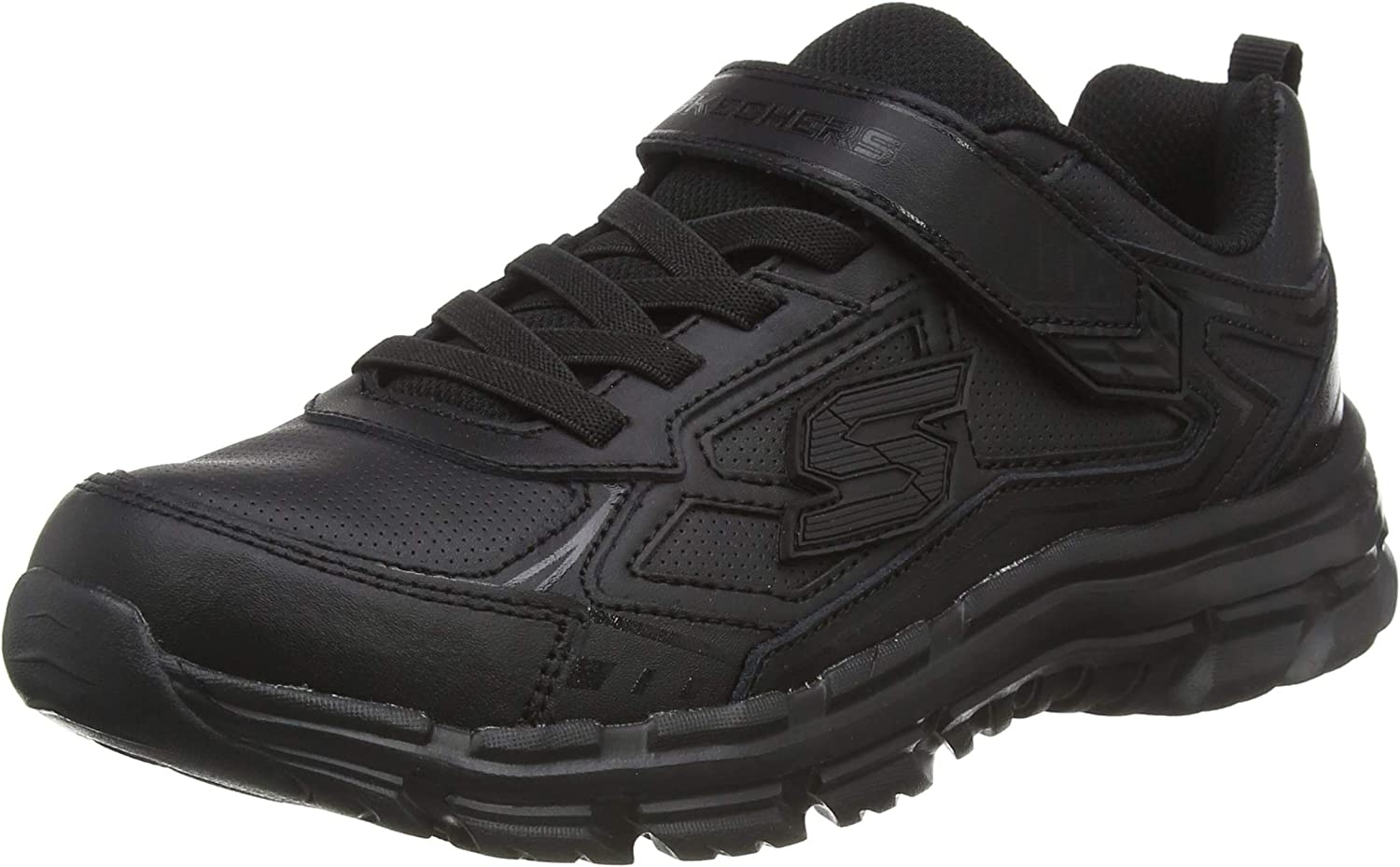 Skechers Kids OFFer Unisex-Child Quantity limited Sneaker NITRATE-95357L