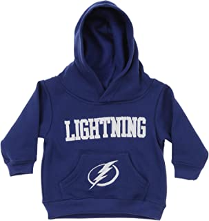 Outerstuff NHL Infant and Toddler's Fleece Hoodie, Team Variation