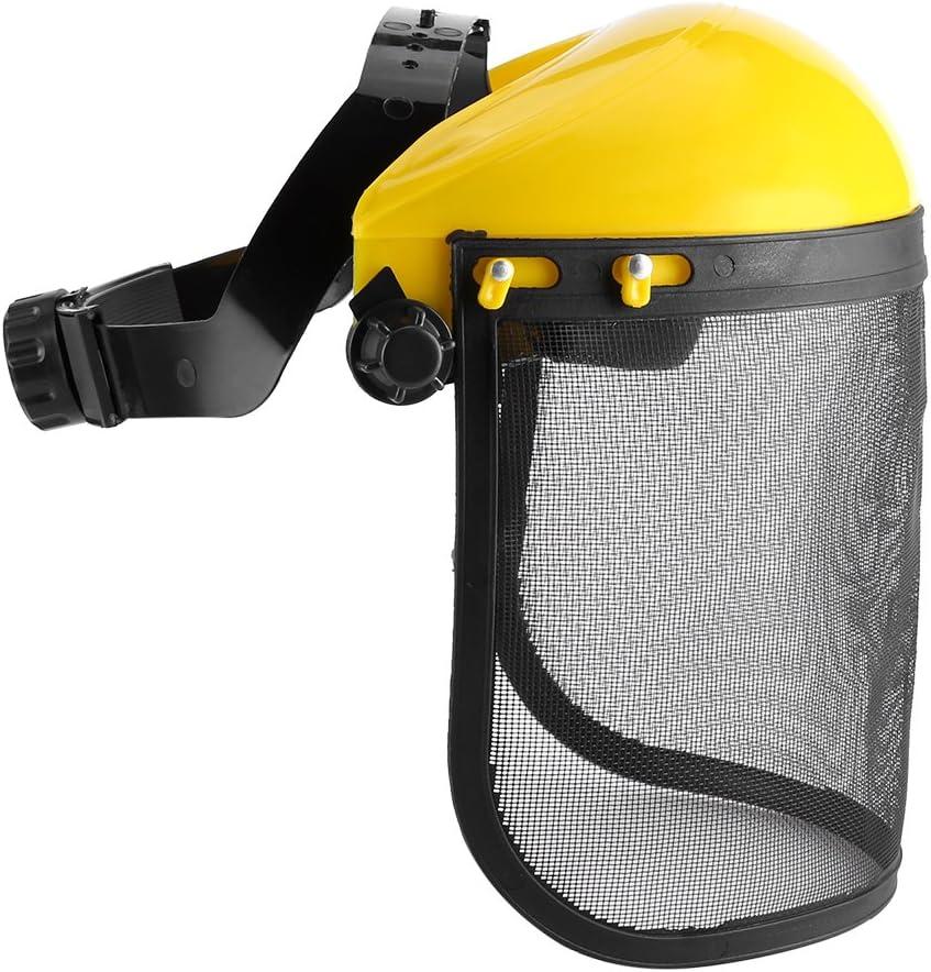 Logging Helmet Full Face Mask ShieldProtection Attention brand SALENEW very popular! Adjust Safety
