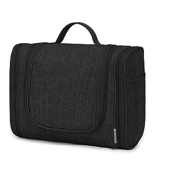 Eco Black SAMSONITE Spark SNG Eco Beauty Case Trousse de Toilette Noir 29 cm 14.5 liters
