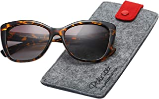 Polarspex Polarized Women's Vintage Square Jackie O Cat...