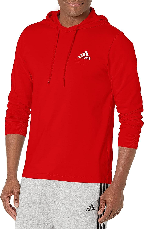 Buy adidas Men's Small Logo Single Jersey Hoodie Online in Taiwan ...