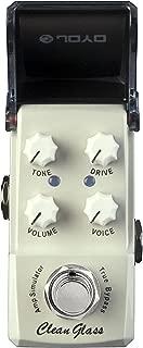 JOYO Ironman JF-307 Clean Glass - Blackface Amp Simulator Guitar Pedal