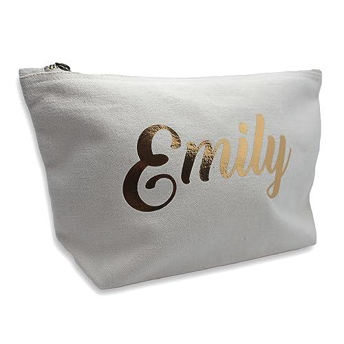 Personalised Cosmetic Bag: Amazon.co.uk